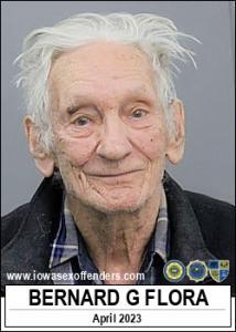 Bernard Gerald Flora a registered Sex Offender of Iowa