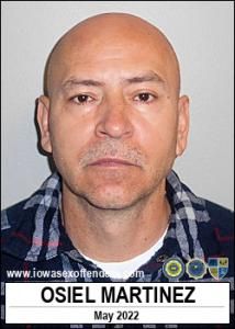 Osiel Martinez a registered Sex Offender of Iowa