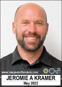 Jeromie Alan Kramer a registered Sex Offender of Iowa