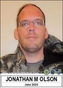Jonathan Michael Olson a registered Sex Offender of Iowa
