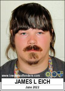 James Lee Eich a registered Sex Offender of Iowa