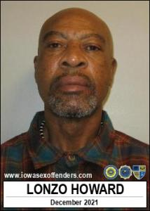 Lonzo Howard a registered Sex Offender of Iowa