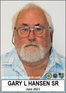 Gary Lee Hansen Sr a registered Sex Offender of Iowa