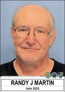 Randy Joe Martin a registered Sex Offender of Iowa