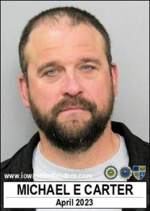 Michael Eugene Carter a registered Sex Offender of Iowa
