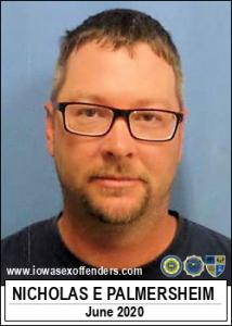 Nicholas Earl Palmersheim a registered Sex Offender of Iowa