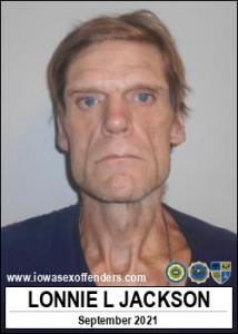 Lonnie Lee Jackson a registered Sex Offender of Iowa