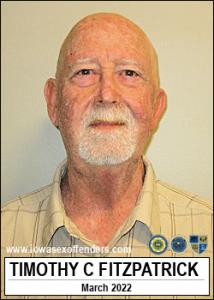 Timothy Charles Fitzpatrick a registered Sex Offender of Iowa