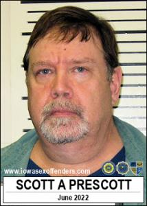 Scott Allen Prescott a registered Sex Offender of Iowa