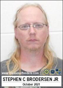 Stephen Carl Brodersen Jr a registered Sex Offender of Iowa