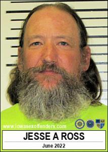 Jesse Allen Ross a registered Sex Offender of Iowa