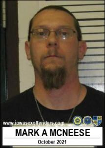 Mark Alan Mcneese a registered Sex Offender of Iowa