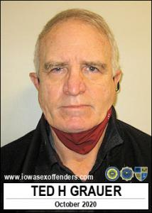 Ted H Grauer a registered Sex Offender of Iowa