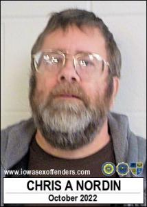 Chris Allan Nordin a registered Sex Offender of Iowa