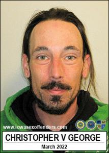 Christopher Vincent George a registered Sex Offender of Iowa