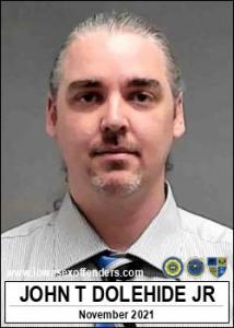 John Thomas Dolehide Jr a registered Sex Offender of Iowa
