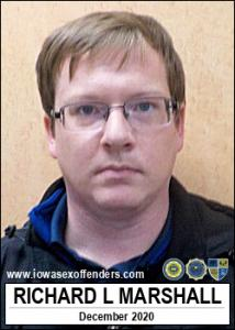Richard Lewis Marshall a registered Sex Offender of Iowa