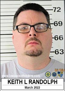 Keith Luke Randolph a registered Sex Offender of Iowa