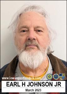 Earl Hubert Johnson Jr a registered Sex Offender of Iowa