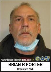 Brian Ronald Porter a registered Sex Offender of Iowa