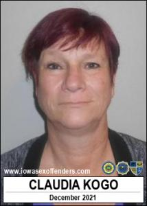 Claudia Kogo a registered Sex Offender of Iowa