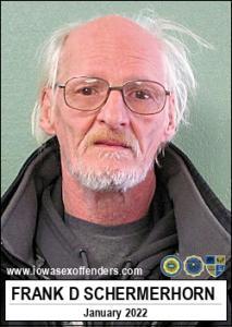 Frank Dewayne Schermerhorn a registered Sex Offender of Iowa