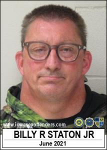 Billy Ray Staton Jr a registered Sex Offender of Iowa