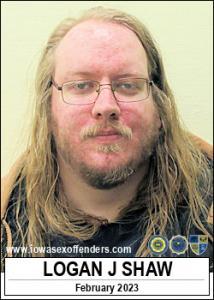 Logan James Shaw a registered Sex Offender of Iowa