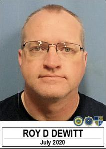 Roy Dean Dewitt a registered Sex Offender of Iowa