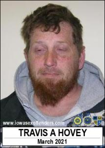 Travis Alan Hovey a registered Sex Offender of Iowa