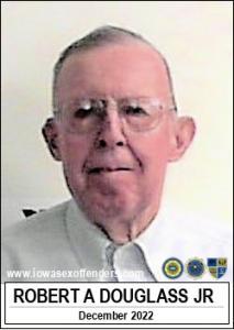Robert Allen Douglass Jr a registered Sex Offender of Iowa