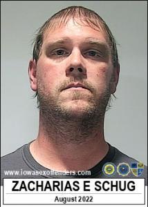 Zacharias Edward Schug a registered Sex Offender of Iowa