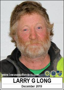 Larry Gail Long a registered Sex Offender of Iowa