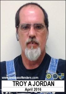 Troy Allan Jordan a registered Sex Offender of Iowa