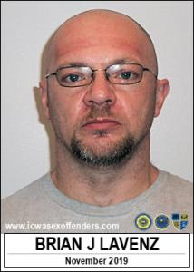 Brian Joseph Lavenz a registered Sex Offender of Iowa