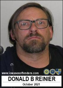 Donald Bruce Reinier a registered Sex Offender of Iowa