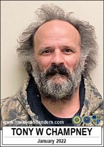 Tony William Champney a registered Sex Offender of Iowa