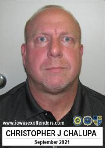 Christopher Jon Chalupa a registered Sex Offender of Iowa