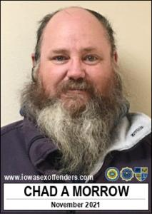 Chad Allan Morrow a registered Sex Offender of Iowa