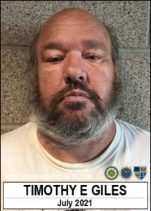 Timothy Edward Giles a registered Sex Offender of Iowa