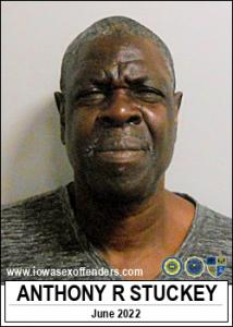 Anthony Ray Stuckey a registered Sex Offender of Iowa