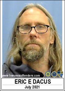 Eric Eugene Dacus a registered Offender or Fugitive of Minnesota