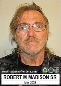 Robert Michael Madison Sr a registered Sex Offender of Iowa