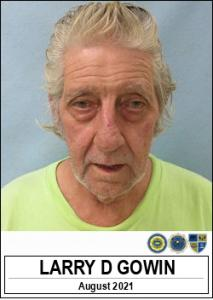 Larry Dean Gowin a registered Sex Offender of Iowa