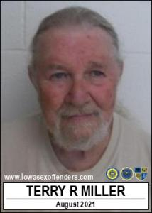 Terry Ray Miller a registered Sex Offender of Iowa