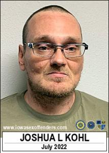 Joshua Lee Kohl a registered Offender or Fugitive of Minnesota