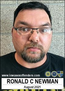 Ronald Christian Newman a registered Sex Offender of Iowa