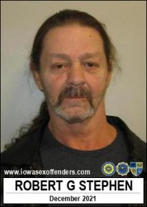 Robert Grant Stephen a registered Sex Offender of Iowa