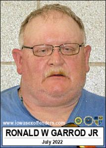 Ronald Wayne Garrod Jr a registered Sex Offender of Iowa