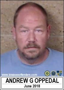 Andrew George Oppedal a registered Sex Offender of Iowa